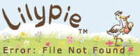 Lilypie Third Birthday (3X1G)